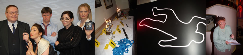 Murder Mystery Events